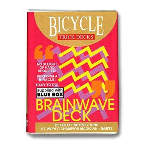 Le Jeu Brainwave Bicycle (Bleu)