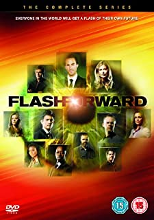 FlashForward - The Complete Series [DVD] (B002R59WN2) | Amazon price tracker / tracking, Amazon price history charts, Amazon price watches, Amazon price drop alerts