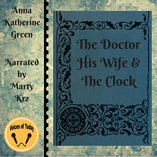 The Doctor, His Wife and the Clock cover art
