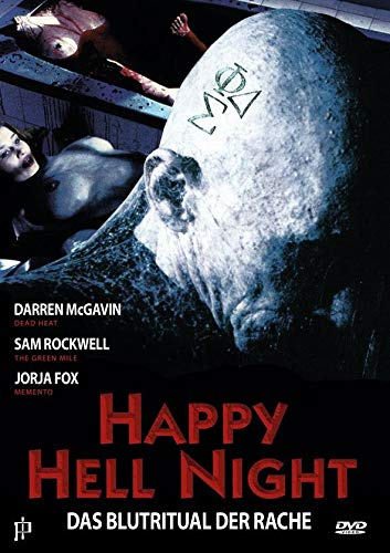 Happy Hell Night - Uncut - Limited Edition