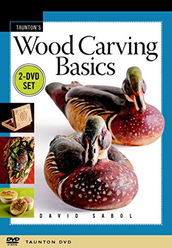 Wood Carving Basics (Fine Woodworking DVD Workshop) (English Edition)
