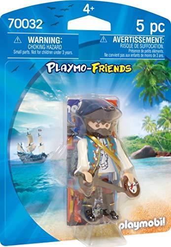 Playmobil 70032 PLAYMO-Friends Pirat, bunt