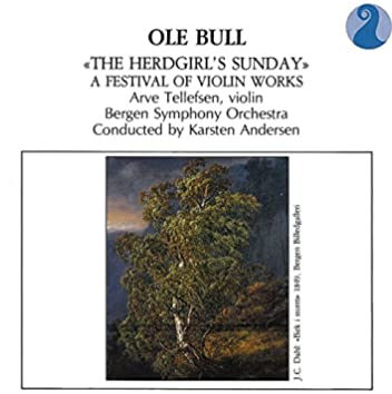 Bull: The Herdgirl's Sunday - A Festival Of Violin Works