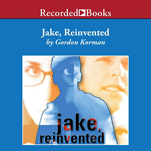 Jake, Reinvented audiobook cover art