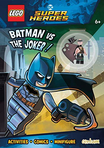 Centum Lego DC Superhéroes Batman Vs El Joker
