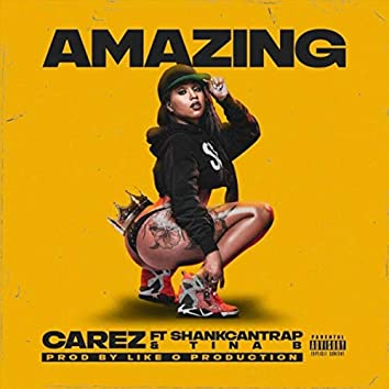 Amazing (feat. Shankcantrap & Tina B)