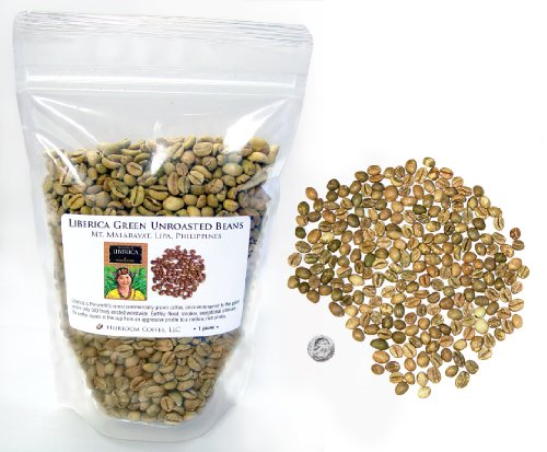 Liberica Green Unroasted Coffee Beans Philippines Buy Online