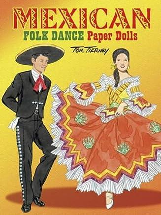 Mexican Folk Dance Paper Dolls