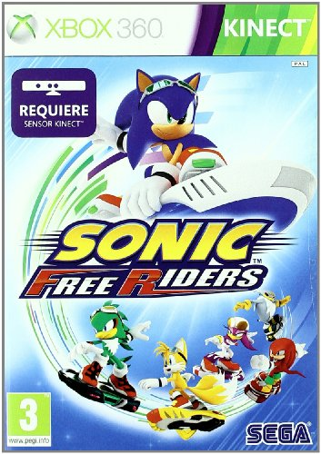 Sonic Free Riders -Kinect- [Import spagnolo]