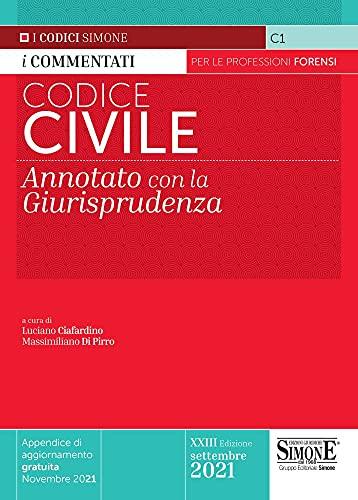 Codice civile commentato. Annotato con la giurisprudenza