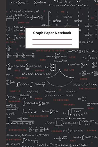 Graph Paper Notebook: Graph Paper Composition Notebook, Math and Science, Biologia, Composition Notebook for Students, Journal, Diary • One Subject • 100 Pages size: 6