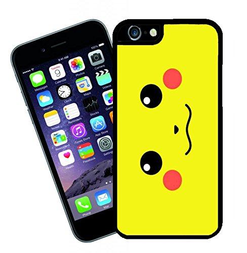 Pikachu - Pokemon - cette housse s'adaptera Apple modèle iPhone 6 s (pas 6 s plus) - idées de cadeaux par Eclipse