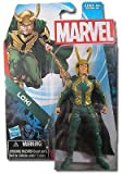 Loki 4 Inch Action Figure - Marvel Universe by Hasbo - Marvel Loki Action Figure