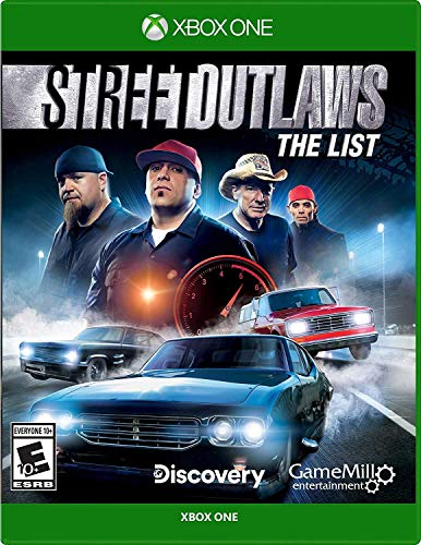 Street Outlaws: The List - Xbox One Standard Edition