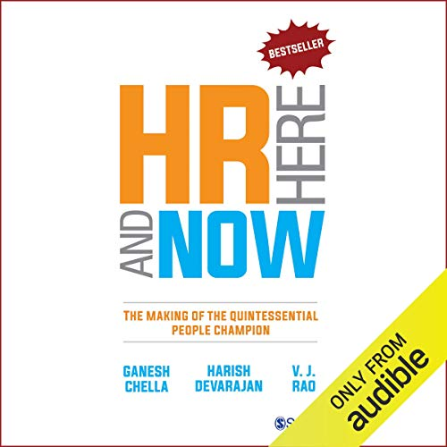 HR Here and Now cover art