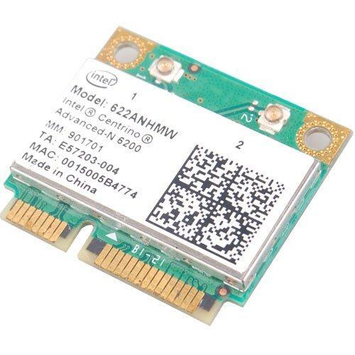 Intel 622ANHMW Centrino Advanced-N 6200 WiFi Mini adaptador