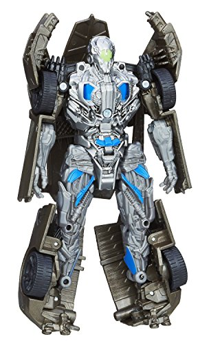 Hasbro A9865E24 - Transformers Movie 4 One Step Lockdown, Actionfigur