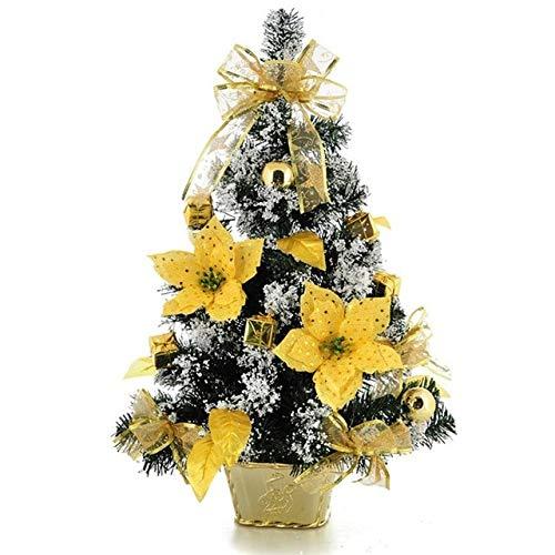 ADSIKOOJF Nieuwe 30 cm Kerstversiering Bloempot Kerstboom Kantoor En Huis Bureau Decoratie Kleine Kunstmatige Kerstboom