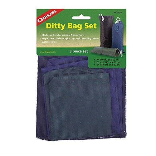 coghlans storage bag set nylon