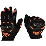 AOW ATTRACTIVE OFFER WORLD KTM Bike Riding Gloves (Large; Black)
