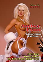 AMBER LYNN Collector's Edition Triple Feature 3-Disc DVD Set