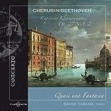 Cherubini : Capriccio/Beethoven : Sonates OP. 27. Cabassi