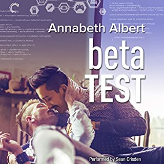 Beta Test audiobook cover art
