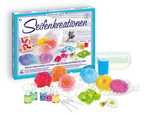 Sentosphere 3902370 - creatieve kit zeepcreaties, zelf zeep maken