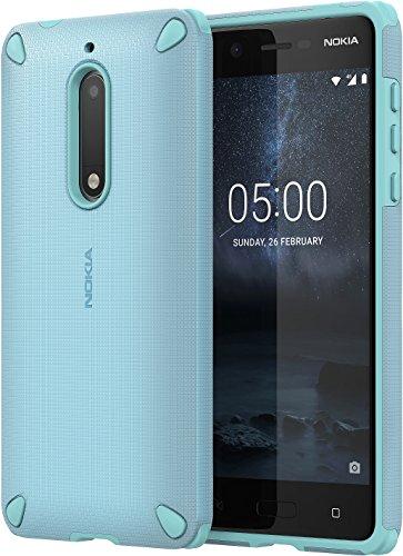 Nokia 1A21M1900VA Rugged Impact Hülle CC-502 für Nokia 5 sage mint