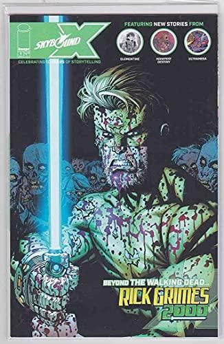 Skybound X #1 (2021) Ryan Ottley Cover