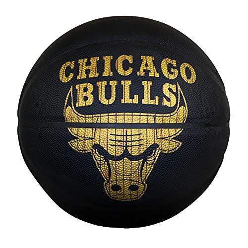 Spalding Hardwood Series Chicago Bulls - Balón de baloncesto