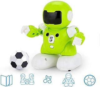 B/O multifunctional intelligent soccer robot Smart playing football battle toys