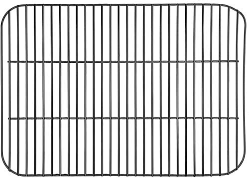 Uniflasy Porcelain Enameled Cast Iron Grill Cooking Grate for Royal Gourmet CD1824AX CD1824EC CD1824AC 24 Inch Charcoal Grill BBQ Outdoor 23.5 inch Porcelain Coating Steel Cooking Grid