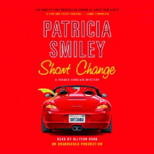 Short Change audiobook cover art