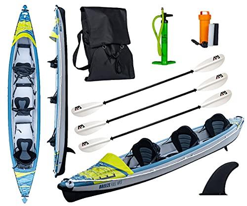 Wassersport TAHE 21 Kayak AIR Breeze Full HP3 Inflatable Kanau Tourenkajak 3...