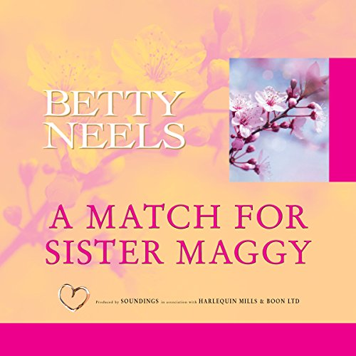 A Match for Sister Maggy audiobook cover art