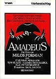 Amadeus - Milos Forman - F. Murray Abraham - Tom Hulce - Werberatschlag