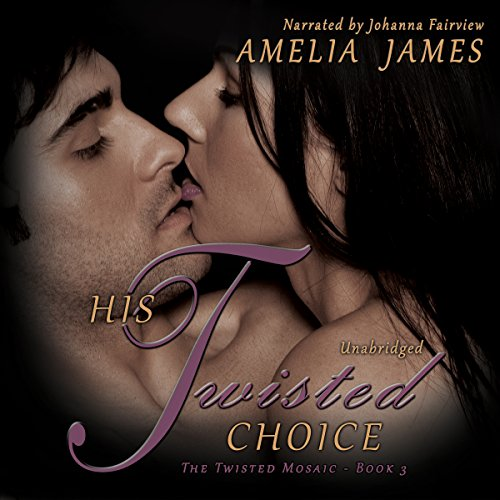 His Twisted Choice audiobook cover art