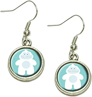 Best abominable snowman earrings Reviews