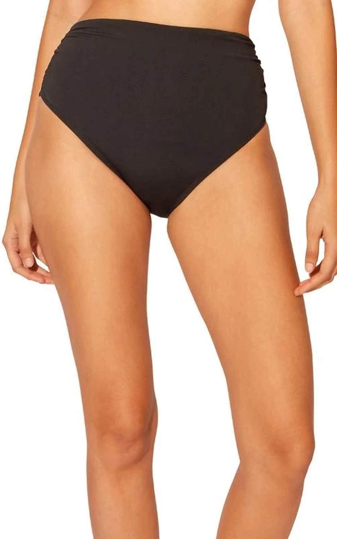 Rufflicious High-Waist Bikini Bottom