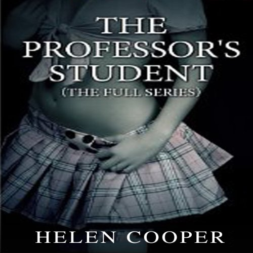 The Professor's Student audiobook cover art