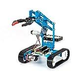 Estrusione di alluminio più stretto parte di anodizzazione Il kit di robot straordinario può essere assemblato in 10 configurazioni diverse Robot perfetto per gli appassionati di robotica per conoscere la progettazione meccanica, l'elettronica e la p...