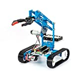 Makeblock Arduino Roboter Starter Kit - Blau (Bluetooth Version) -