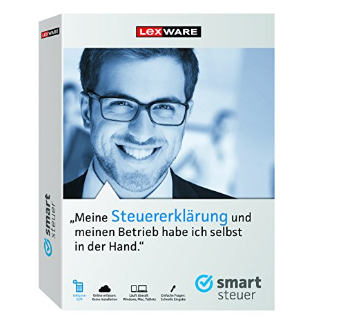 smartsteuer business 2015 [Online Code für Windows, Mac, Linux und Tablets]
