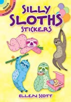 Silly Sloths Stickers (Dover Sticker Books)