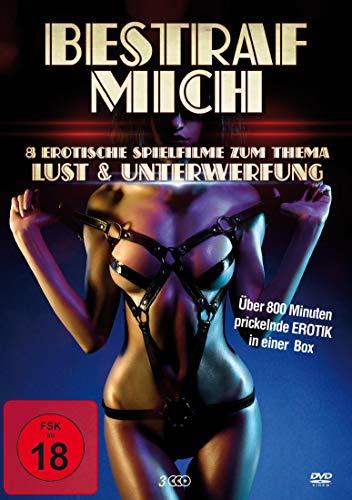 Bestrafe mich! - 9 erotische Spielfilme zum Thema Lust & Unterwerfung [3 DVDs]
