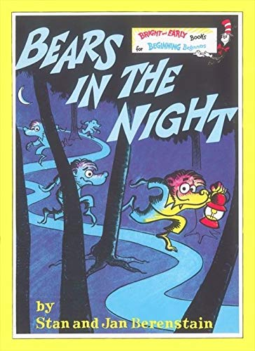 Bears in the Night (Bright and Early Books)の詳細を見る