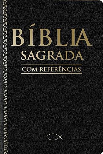 Bíblia Sagrada com Referências: Edição SBU Revista e Corrigida