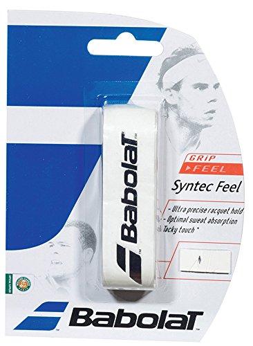 Babolat Syntec Feel Grip, Blanco