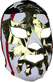 Pick Your Adult Size Luchador Lucha Libre Mexican Wrestling Mask Pro-Fit Mask